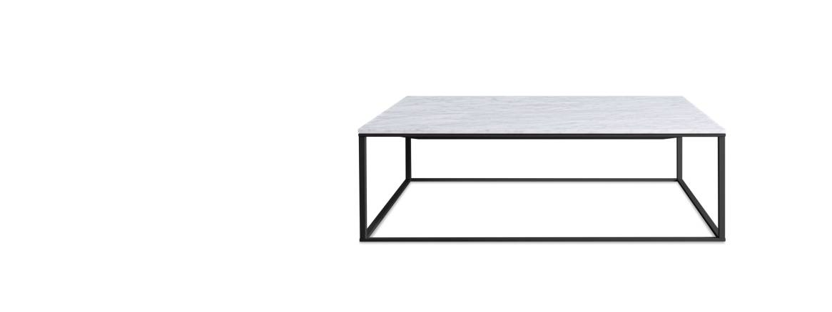 Blu Dot Minimalista Square Coffee Table header 1