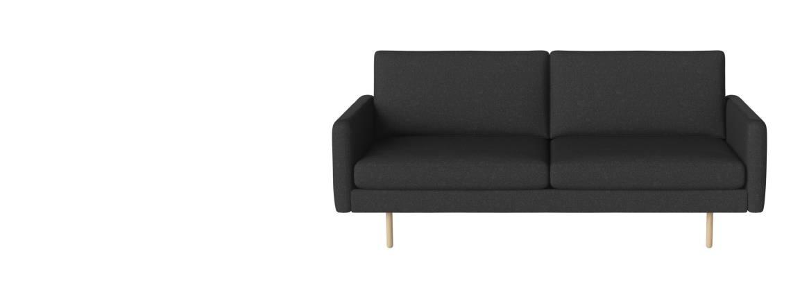 18-0110555 Bolia Scandinavian Remix 2 Seater Sofa header