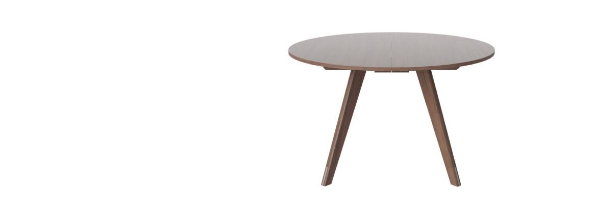 Bolia New Mood coffee table 125 header