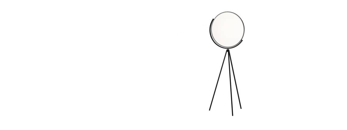 Superloon flos floor lamps