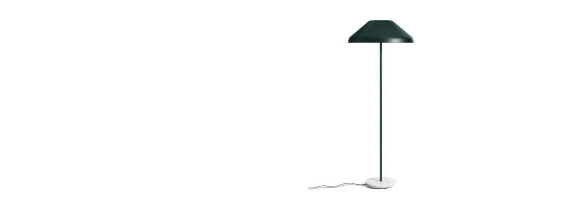 Blu Dot Beau Floor Lamp Header