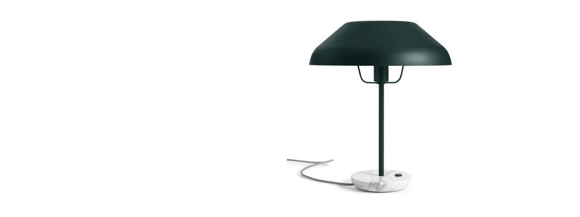 Blu Dot Beau Table Lamp Header