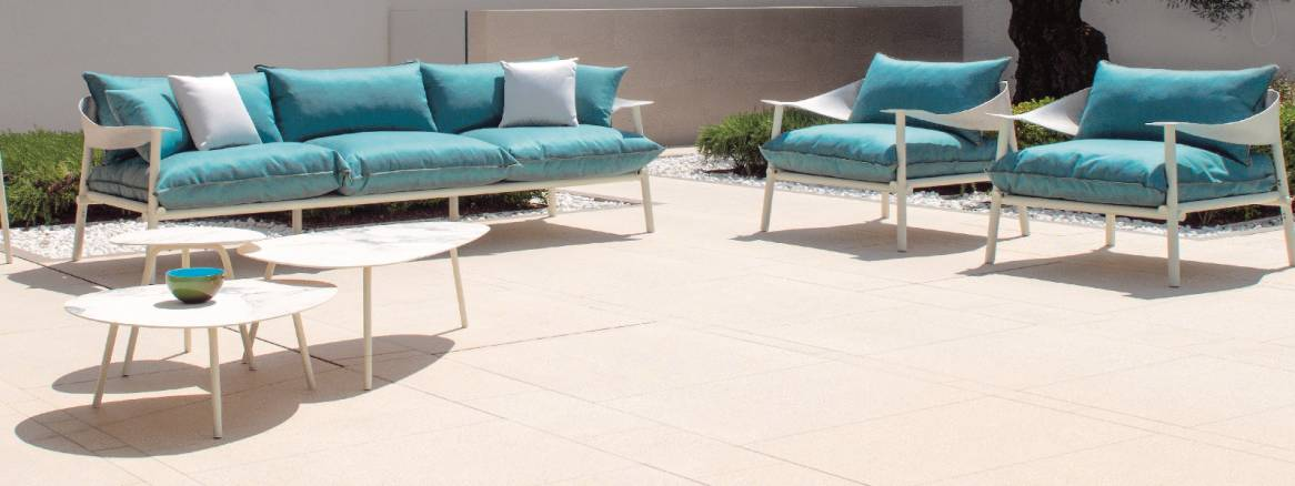 Fresh and inviting outdoor space with EMU