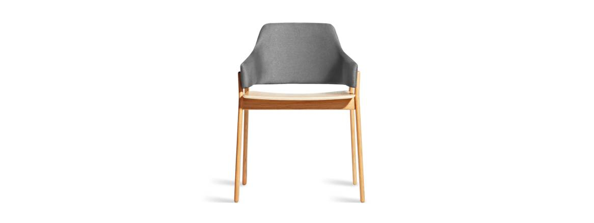Blu Dot Clutch Dining Chair