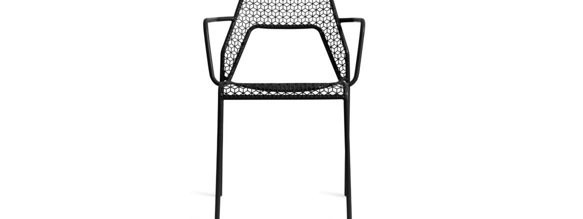 blu dot hot mesh armchair header 1