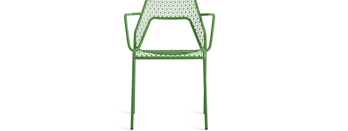 blu dot hot mesh armchair header 2