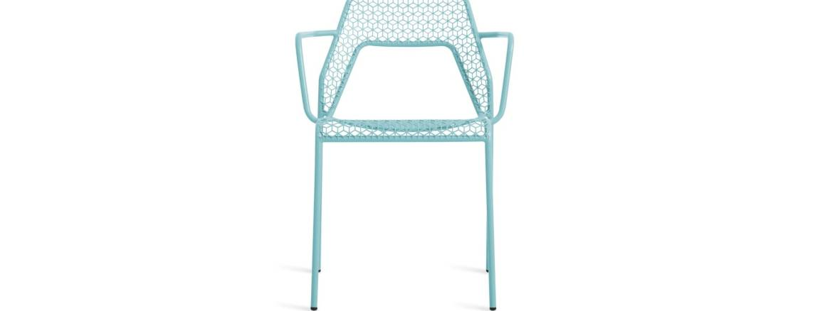 blu dot hot mesh armchair header 3