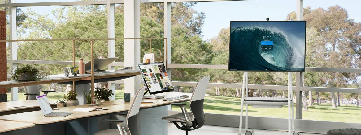 Steelcase Roam - Our Partners