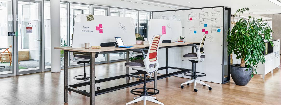Create a sustainable workplace