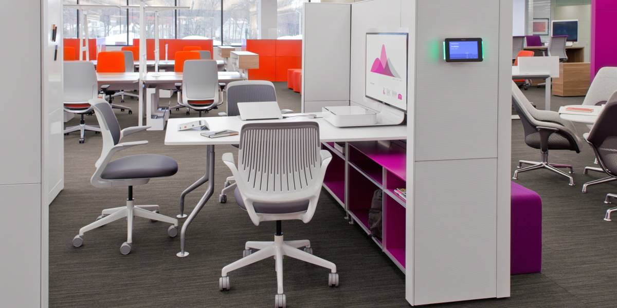Merveilleux The Steelcase Seating Difference