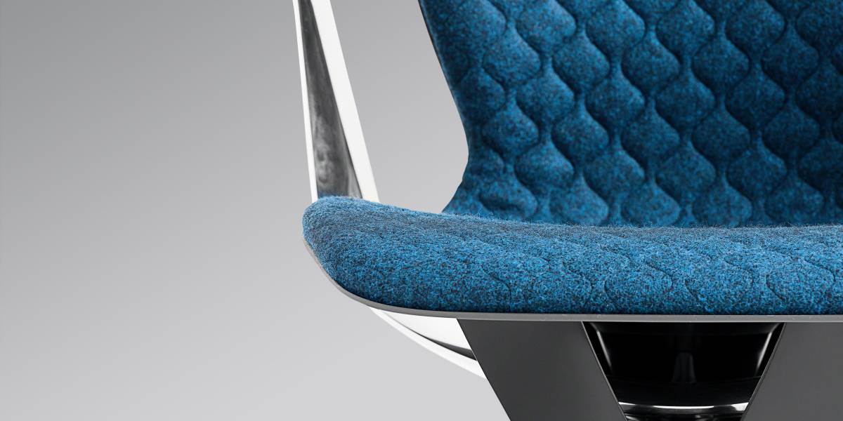 Today we‰Ûªre celebrating SILQ ‰ÛÒ a breakthrough that transforms seating design.