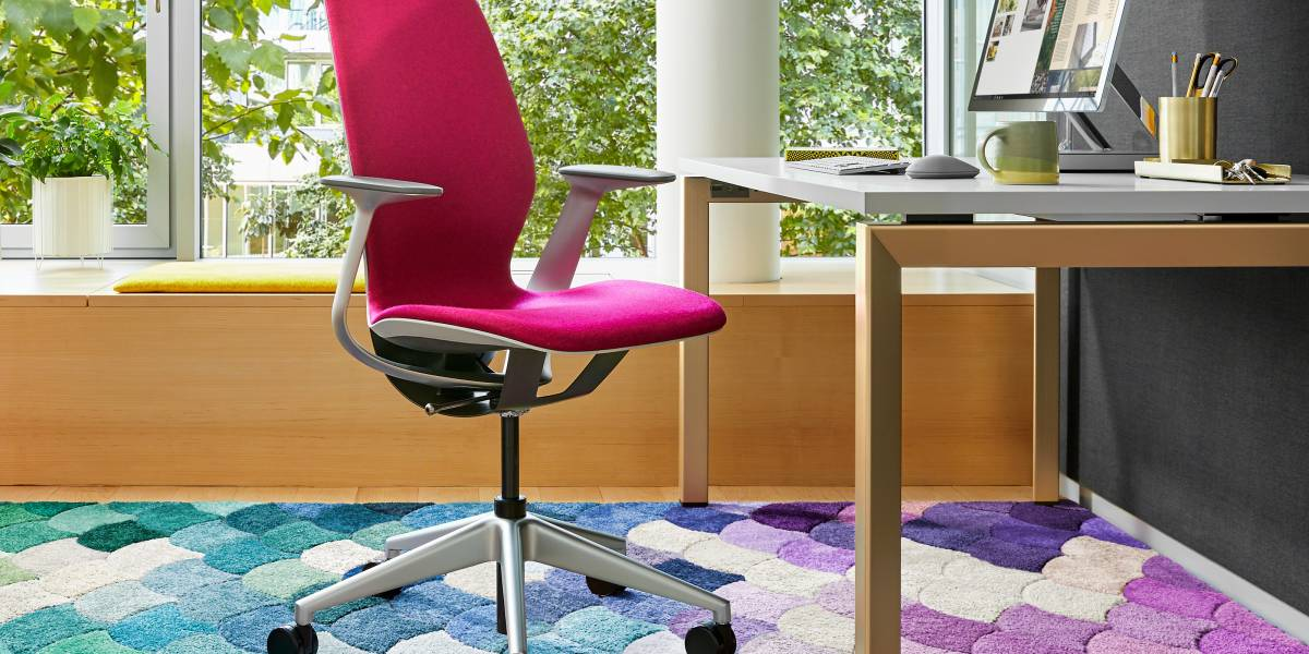 SILQ: Using Materials Science to Create Individual Expression - Steelcase