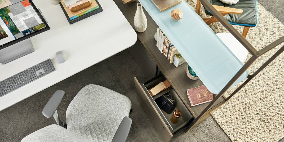 Furniture Surface Materials & Finishes - Steelcase