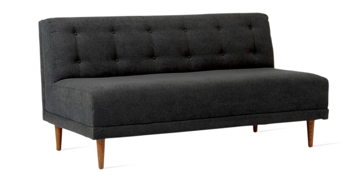 west elm Work Rounded Retro Sectional