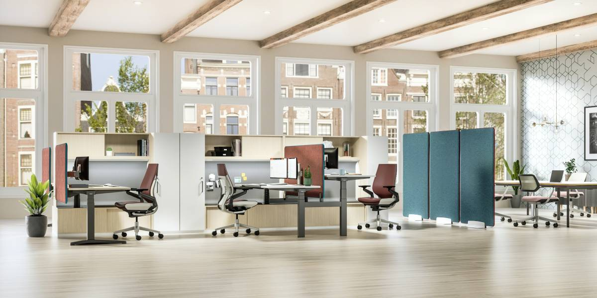 Office Divider Ideas Privacy Screens