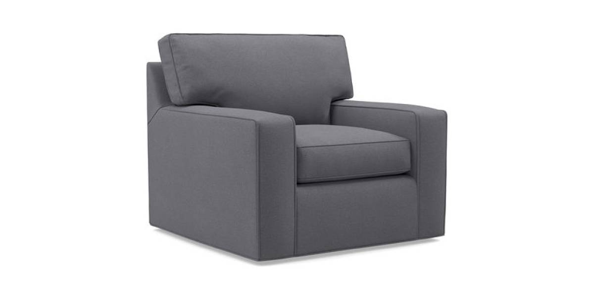 MGBW Alex Swivel Glider Chair