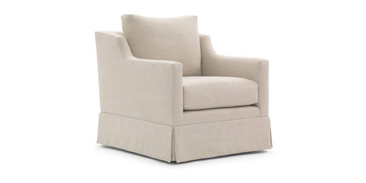 MGBW Gigi Chair With Skirt