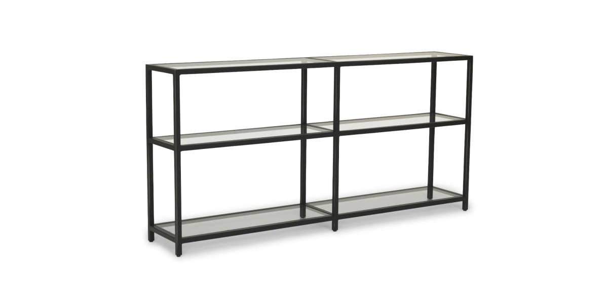 17-0097525 MGBW Vienna Low Small Bookcase