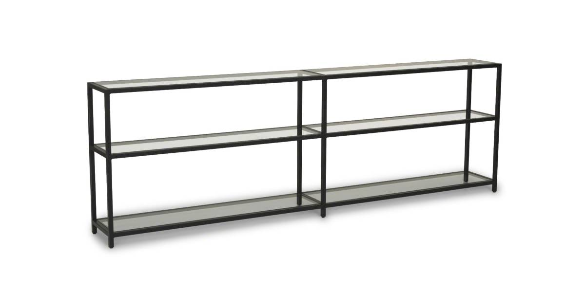 17-0097526 MGBW Vienna Low Large Bookcase