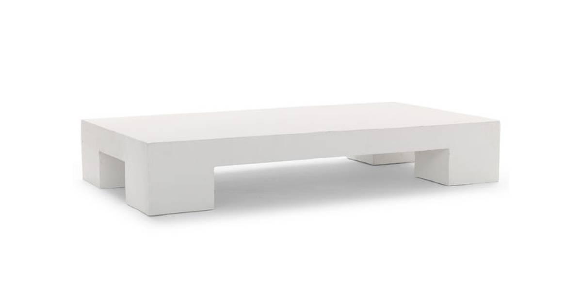 MGBW Santorini Rectangle Table