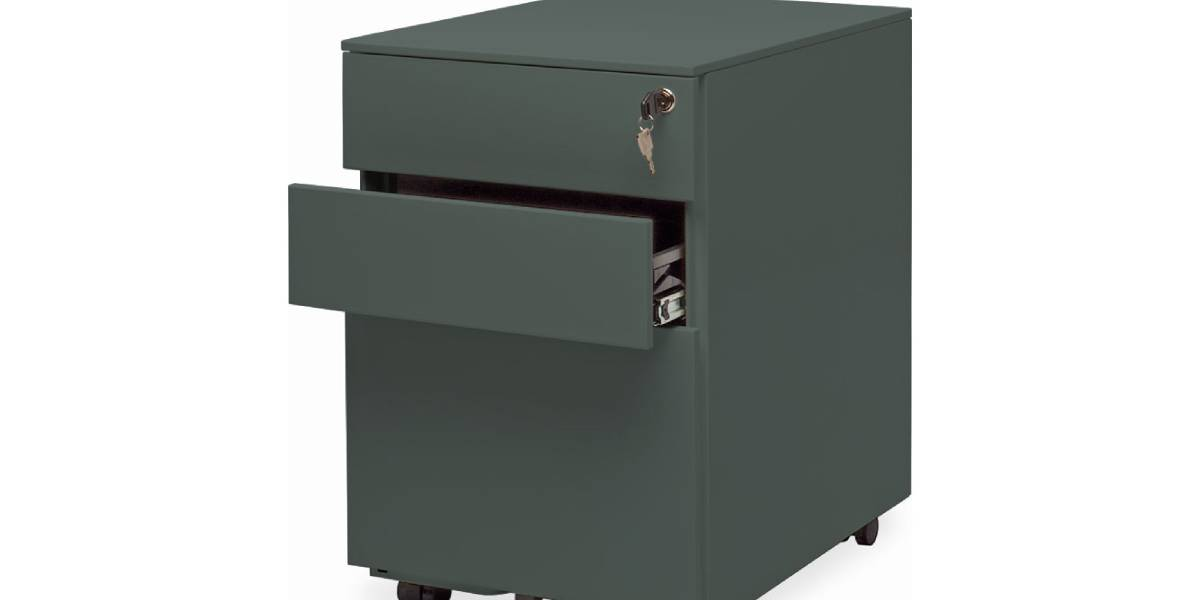 Filing Cabinet No 1 Steelcase