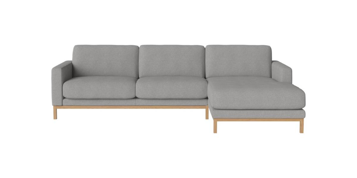 Bolia North 3 Seater with Right Chaise Longue Sofa