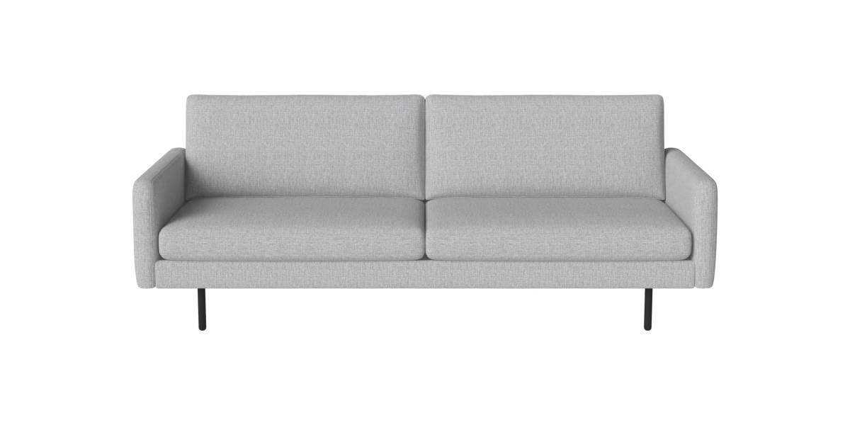 Scandinavia Remix 2½ Sitzer Sofa