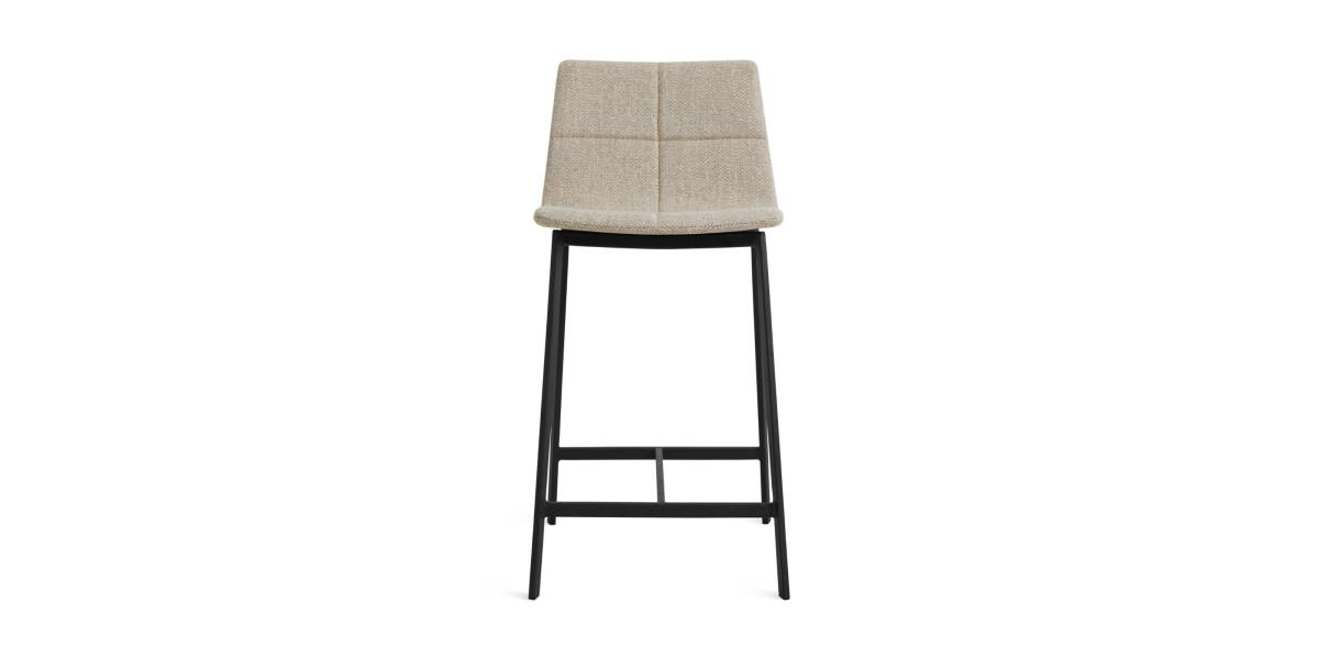 19-0118740 Blu Dot Between Us Counter Stool in tait stone