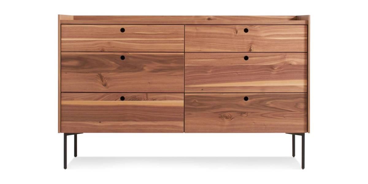 Blu Dot Peek 6 Drawer Dresser