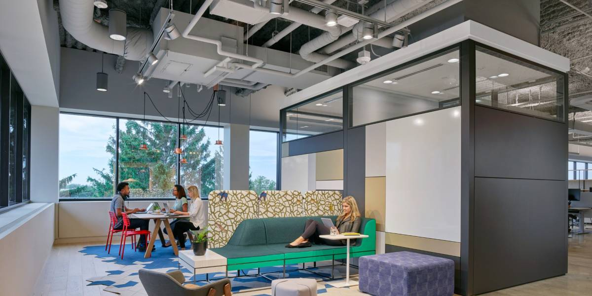 Office Design Trends For 2020 A Focus On Wellbeing Steelcase