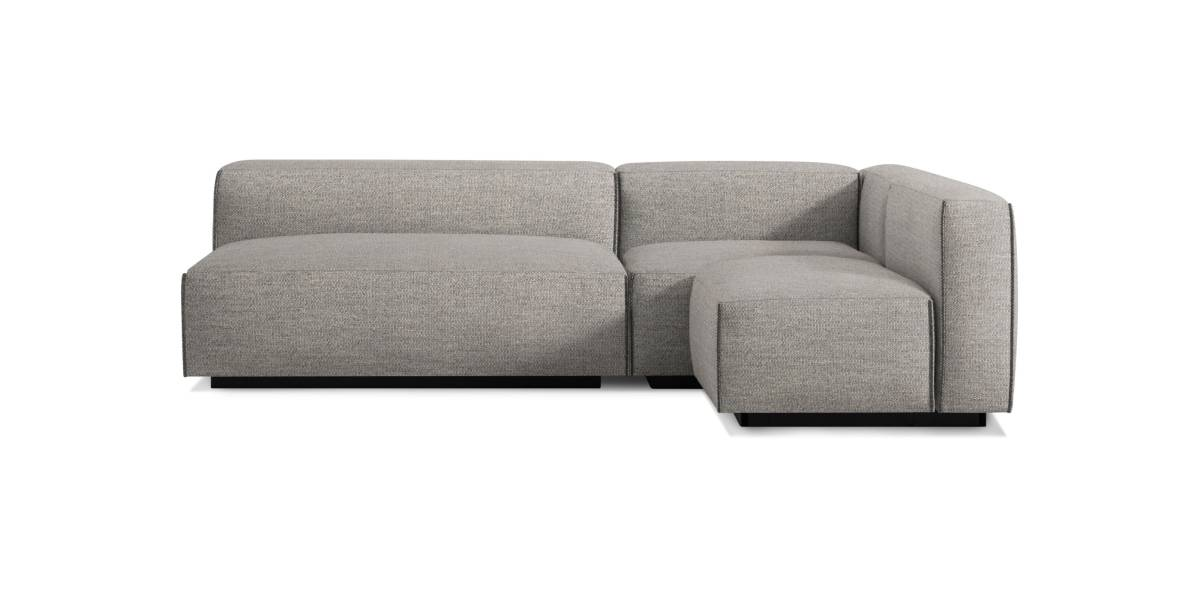 Blu Dot Cleon Medium Sectional Sofa