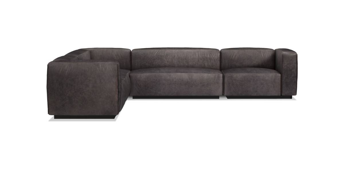 Blu Dot Cleon Large Sectional Sofa