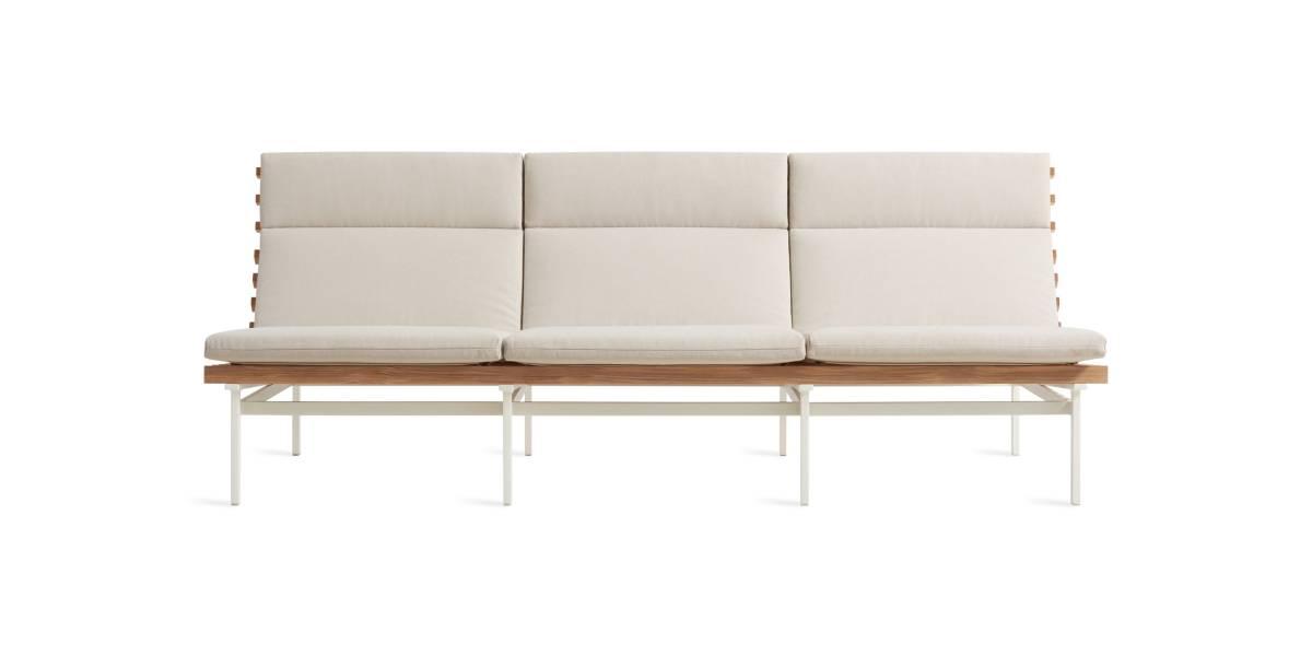 Blu Dot Perch Outdoor 3 Seat Sofa