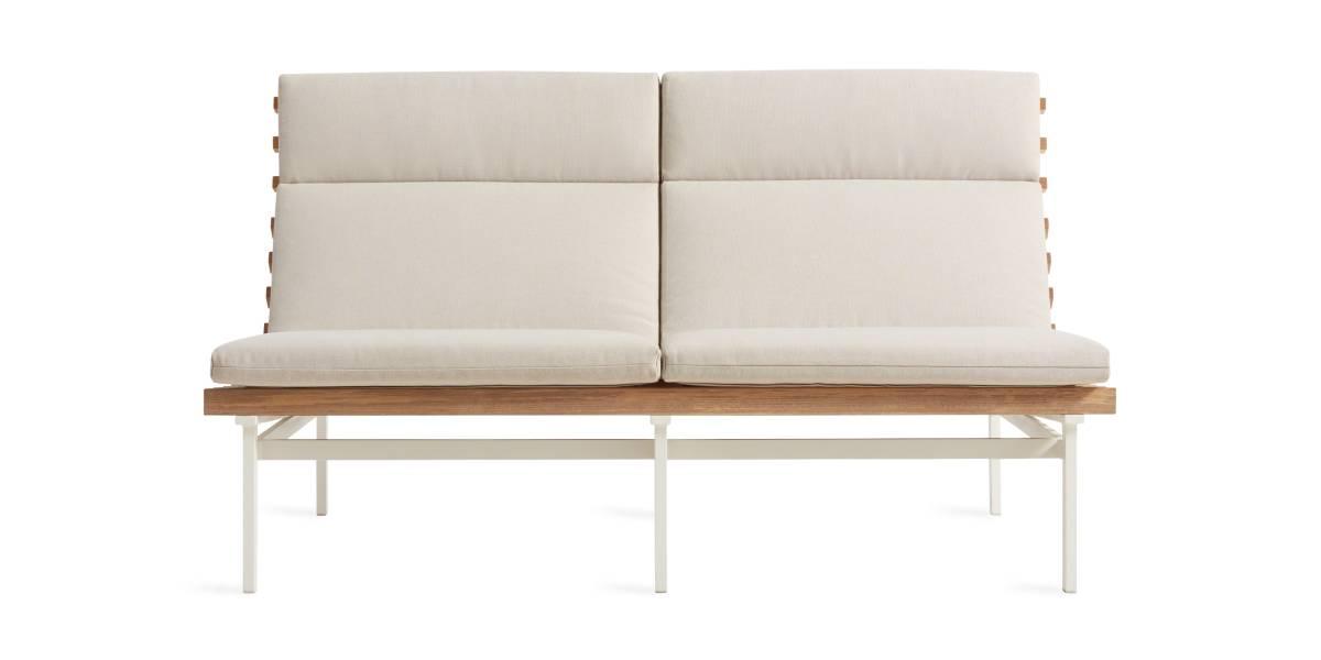 Blu Dot Perch Outdoor 2 Seat Sofa