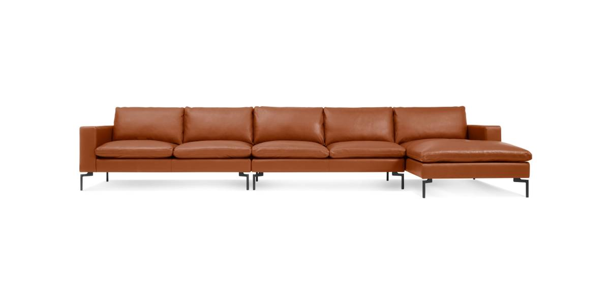 Blu Dot New Standard Sofa with Chaise