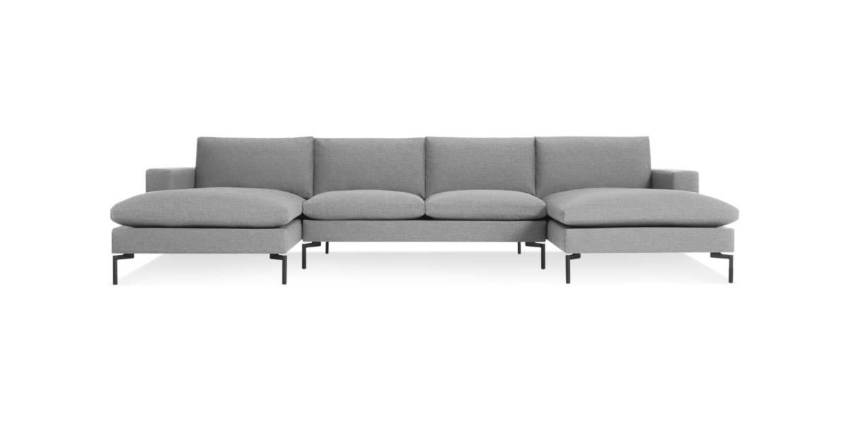 Blu Dot New Standard U-Shaped Sectional Sofa