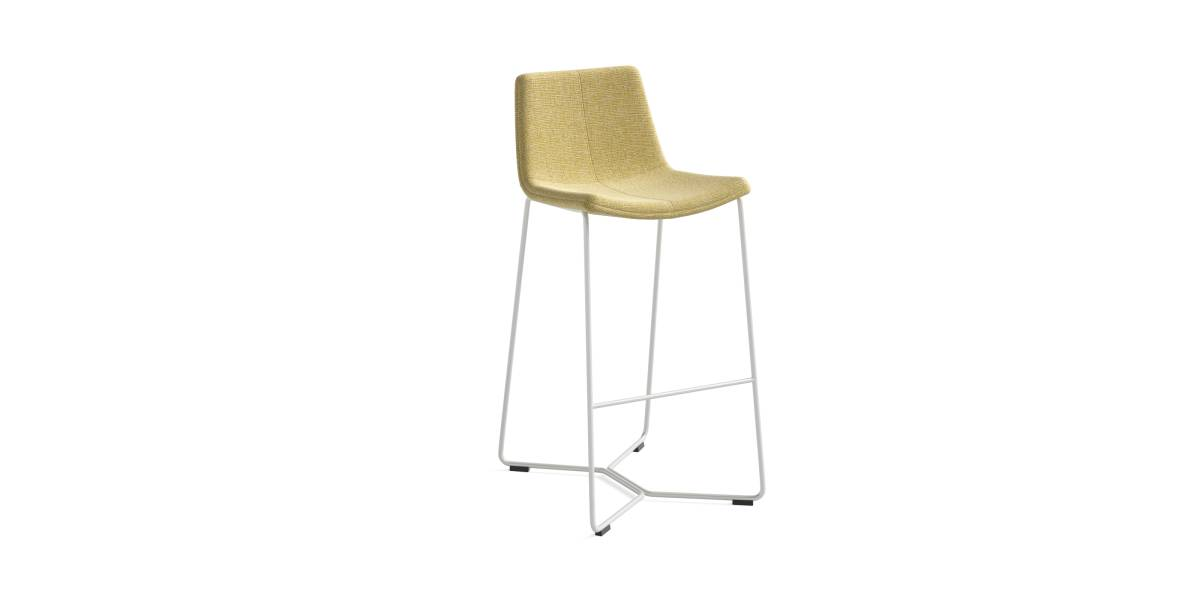 Made to order West Elm Work Slope Stool