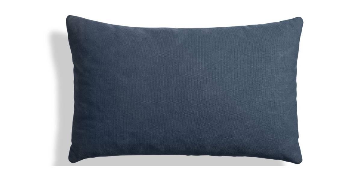 Blu Dot Signal Canvas Lumbar Pillow