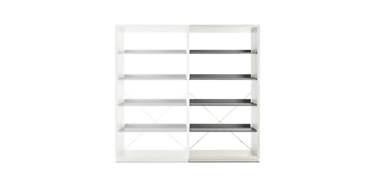 Blu Dot D3 Bookcase Add On