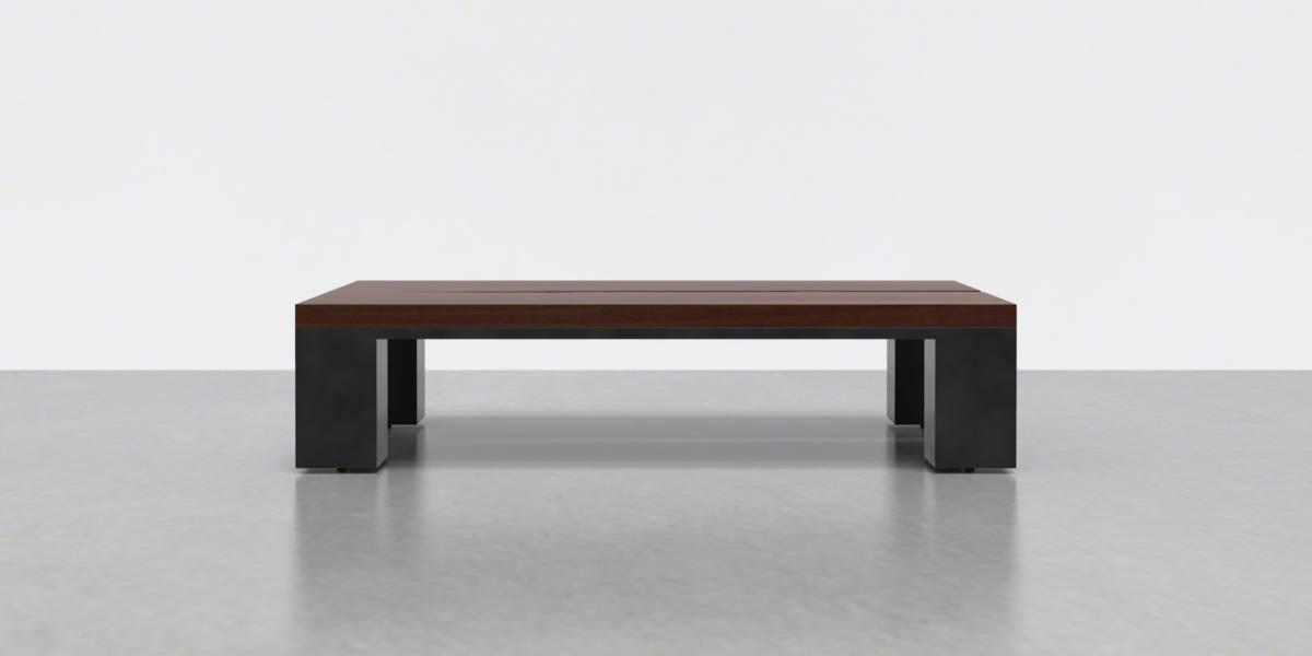 Uhuru Kong Rectangular Coffee Table