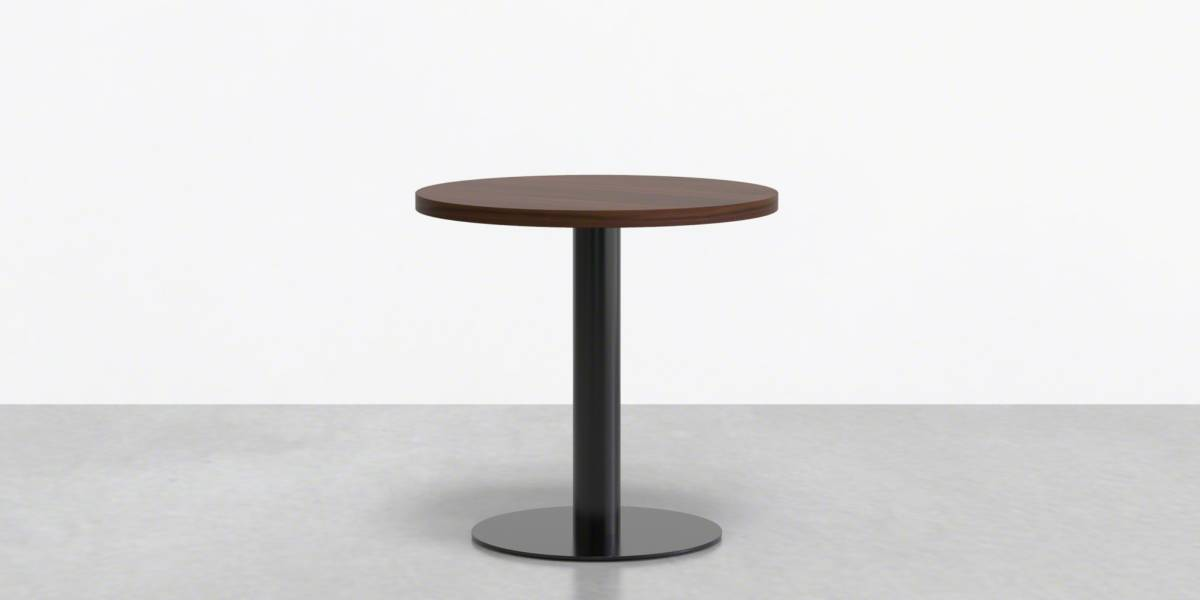 Uhuru Mast Round Cafe Table