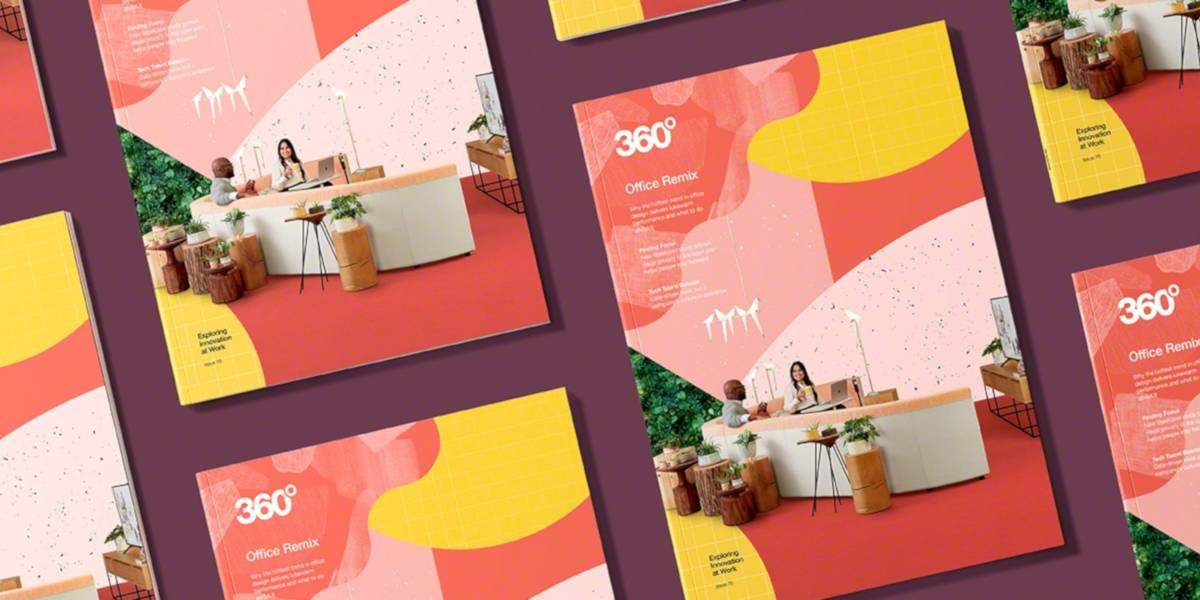 Magazine 360 – Repenser les espaces de travail