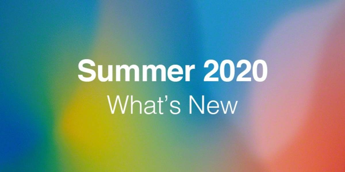 Summer 2020 What's New Village Section