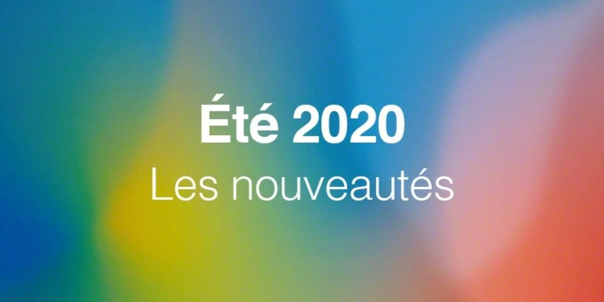 Été 2020 : les nouveautés Village banner