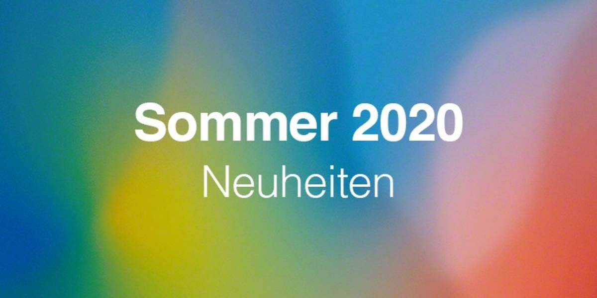 Neuheiten im Sommer 2020 Village banner