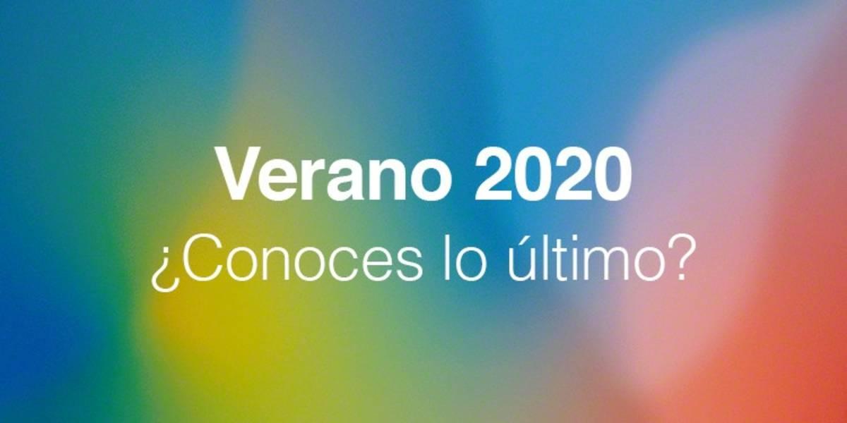 ¿Conoces lo último? – Verano 2020 Village banner