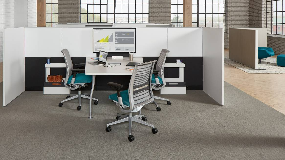 Answer on Cubicle Desk Ideas