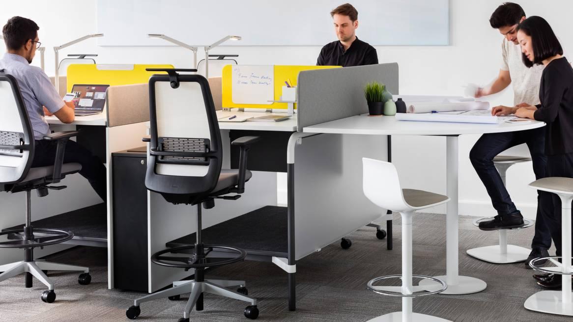 360 magazine ただ座っていないこと 職場で元気を回復する3つの方法