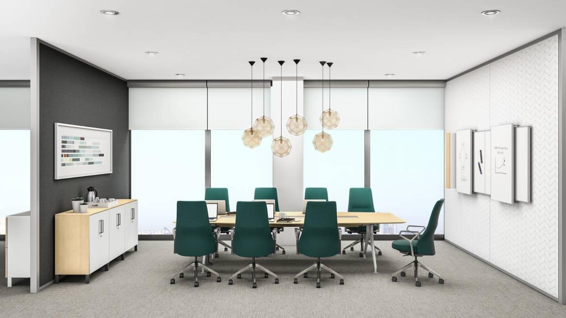 Zona de reuniones
