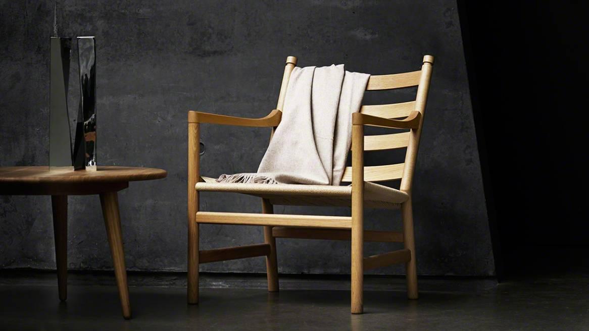 Coalesse Ladderback Chair CH44